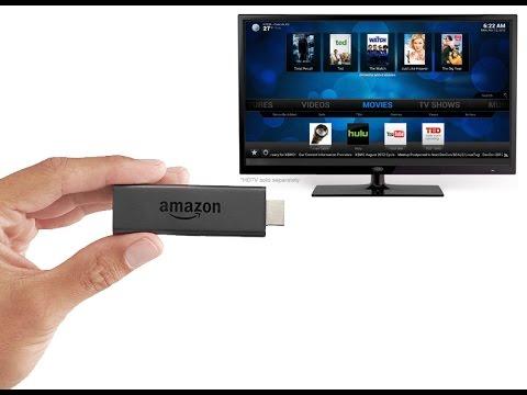 Amazon Fire Stick Remote Instructions